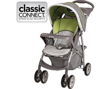 Graco LiteRider® Classic Connect™ Stroller Pasadena