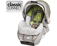 Graco SnugRide® Classic Connect™ Infant Car Seat Pasadena