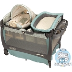 Graco Pack 'n Play® Playard with Cuddle Cove™ Rocking Seat Winslet