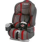 Graco Nautilus 3-in-1 Car Seat Garnet