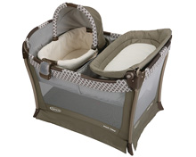 Graco Day2Night™ Sleep System Antiquity