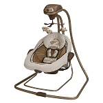 Graco DuetConnect™ LX Swing + Bouncer, Farrow