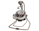 Graco DuetConnect™ LX Swing + Bouncer Finley