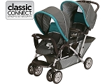 Graco DuoGlider™ Classic Connect™ Stroller Dragonfly