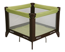 Graco Baby Pack 'n Play® TotBloc® Playard, Go Green