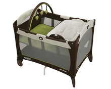 Graco Baby Pack 'n Play® On The Go™ Playard, Go Green