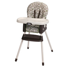 Graco Baby SimpleSwitch™ Highchair, Zuba