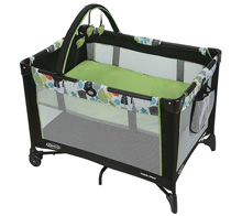 Graco Pack 'n Play® On The Go™ Playard, Bear Trail™