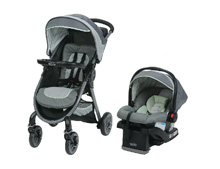 Graco FastAction™ Fold 2.0 Travel System, Mason™