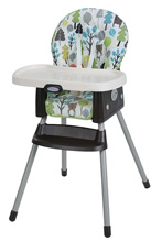 Graco SimpleSwitch™ Highchair, Bear Trail™