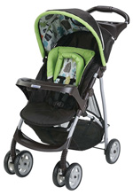 Graco LiteRider® Click Connect™ Stroller, Bear Trail™