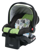 Graco SnugRide® Click Connect™ 30 Infant Car Seat, Bear Trail