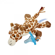 Dr.Brown's® Gerry the Giraffe Lovey Pacifier & Teether Holder