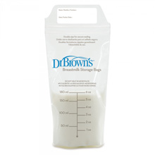 Dr. Brown's® Breastmilk Storage Bags 25ct
