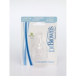 Dr. Brown's 2 Pack Natural Flow Level 4 Standard Nipple