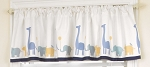 Cocalo Happy Animals Window Valance