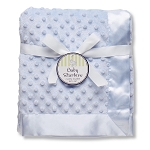 Baby Starters Plush Blanket-Blue