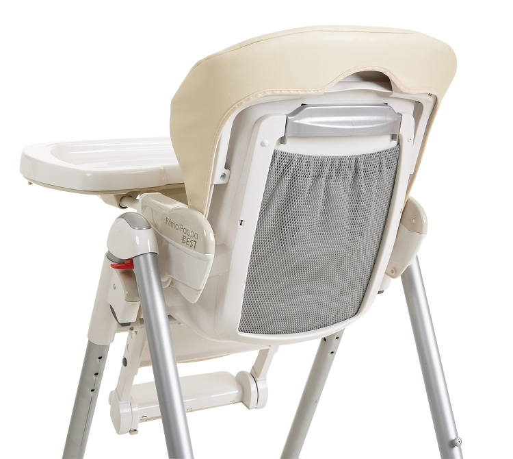 Replacement seat cover for peg perego prima pappa diner for Housse de chaise peg perego prima pappa