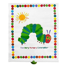 H.I.S.Juveniles Eric Carle Roller Shade 2-Pack
