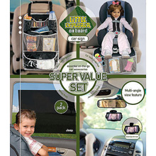 H.I.S.Juvenile Jeep Car Seat Accessories Starter Kit