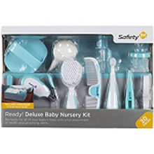 Dorel Safety 1st Deluxe Nursery Kit 30-Pieces Little Lagoon