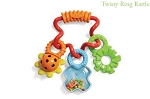 Infantino Twisty Ring Rattle
