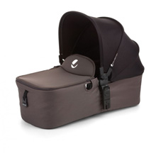 Jane Micro Bassinet in Granit