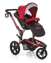 Jane USA Trider Extreme in Deep Red