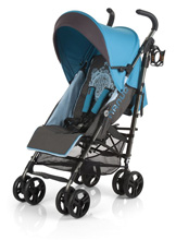 Jane USA Nanuq Stroller in Aqua