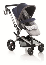 Jane USA Rider Stroller in Blue Moon