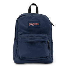 Jansport Superbreak Backpack Navy