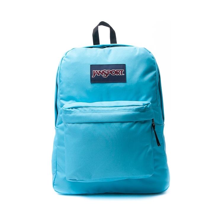 Jansport Superbreak Backpack Mammoth Blue