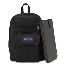 Jansport Digital Student Backpack, Black/Forge Grey