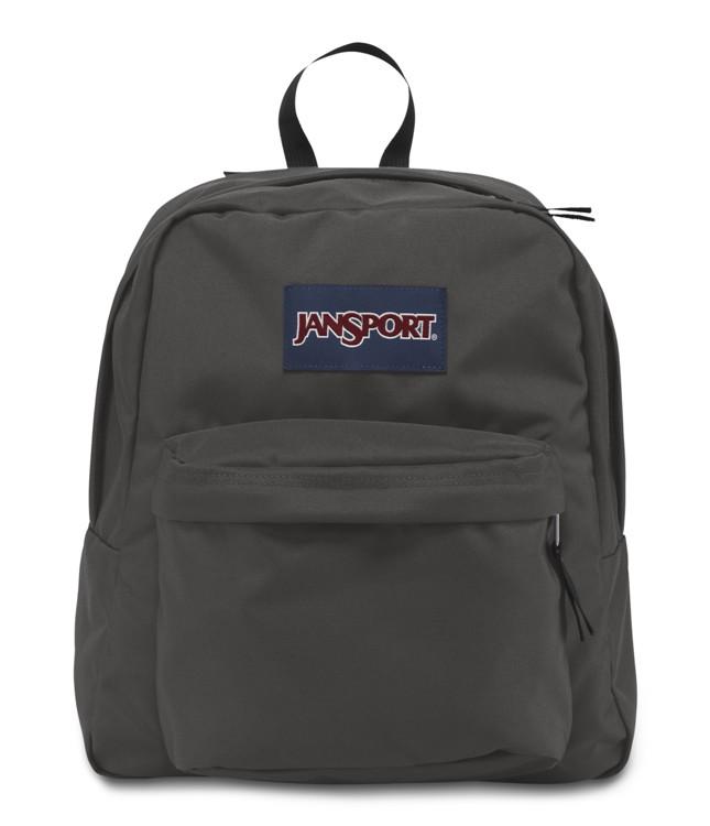 Jansport Spring Break Backpack Forge Grey Ideal Baby