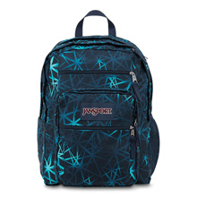 Jansport Big Student Backpack, Navy Night Sky