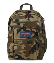 Jansport Big Student Backpack, Desert Beige Conflict Camo
