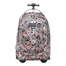 Jansport Driver 8 Backpack, Coral Sparkle Pretty Posey