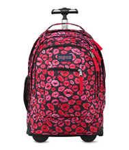 Jansport Driver 8 Backpack, Black Kiss Me Quick