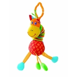 Tiny Love Jittering Giraffe Pull Me Soft Toy 0m+