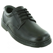 Jumping Jacks Ted Boy's Uniform Shoe - Wide Width Only