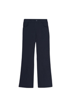 French Toast 50% Off Only $7.49 Girl Pull on Pants, Navy