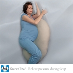 Sealy Sweet Pea® 2 in 1 Maternity & Nursing Pillow