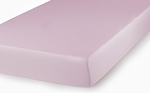 Kids Line Sateen Fitted Sheet Pink