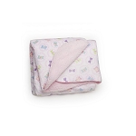 Carter's Velour Sherpa Butterfly Blanket