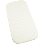Kids Line Changing Pad Cover in Ecru