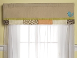 Carters Wild Life Window Valance