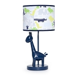 Carter's Safari Sky Lamp & Shade