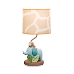 Kids Line Jungle Play Lamp and Shade
