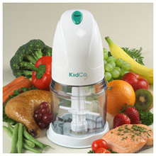 Kidco BabySteps Electric Food Mill