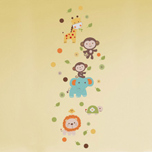 Kids Line Safari Party Wall Decals